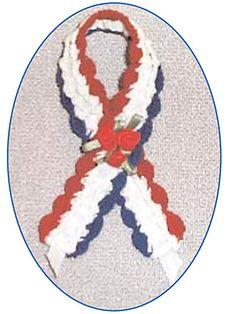 Patriotic Pin I