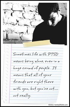 Sometimes PTSD