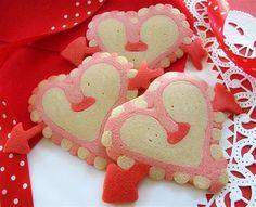 Heart Pancake Tutorial