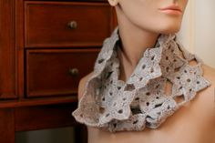 BRIGHTON COWL free #crochet pattern