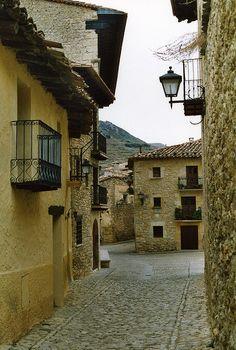 Mirambel Teruel, España