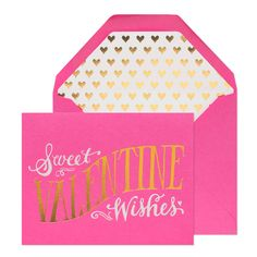 Raspberry Valentine | Sugar Paper Los Angeles
