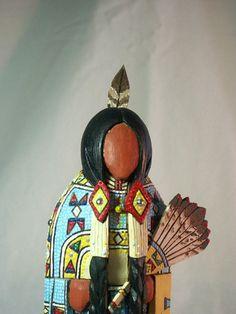 Cheyenne Native American Doll