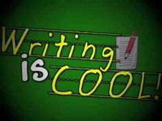 Writing is Cool!!!!!!! (song for kids about the basics of beginning writing)