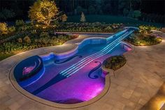 Fiddle pool