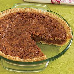 Peanut Butter Pecan Pie #halloween