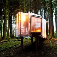 @Molly Simon Culbertson Architectural Association Design and Make - The Minimal Shelter by Sarina Da Costa Gomez, Glen Stellmacher and Carlos Chen