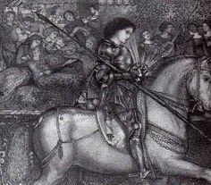 Sir Galahad - Edward Burne-Jones