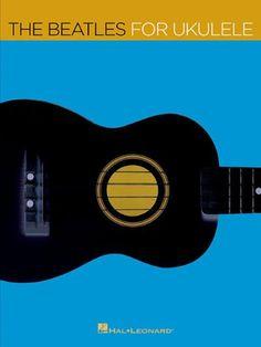 Buy The Beatles for Ukulele ukulele, ukulel ladi, book, beatl
