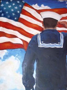 Navy sailor  <3