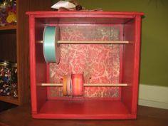 Dresser Drawer Ribbon Organizer