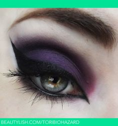 Great eye makeup for