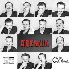 Coque Malla - http://www.pixelinphoto.com/caras-carisimas-coque-malla/