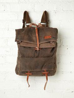 Free People Santa Cruz Backpack, $128.00