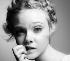 #thinkcolorfully Elle Fanning