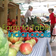 Farmers' markets, community gardens and local grocers Downtown.