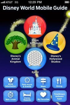Disney World Mobile Guide Review