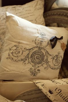 French Pillows