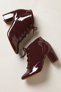 style, anthropologie, patent booti, ramsey patent, fall boot, wear, shoe, boots, anthropologi booti