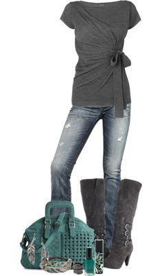 """The top... """"Friday 6p.m."""" by curvacious on Polyvore"""