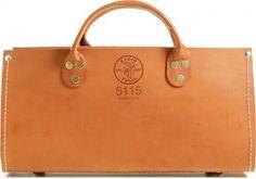 leather klein tool bag $170