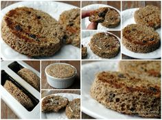 Cinnamon Raisin Two Minute Muffin | healthylivinghowto.com #glutenfree #lowcarb #dairyfree