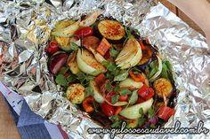 Legumes receitas saudaveis