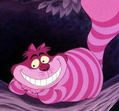 *CHESHIRE CAT ~ Alice in Wonderland, 1951