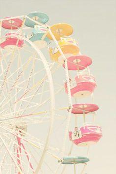 Ferris wheels!