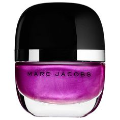 Marc Jacobs Nail Lacquer in 118 Oui! - A superior polish with an unprecedented finish and the shine of 30 coats of lacquer. #nails #nailpolish #MarcTheMoment #mostpopularpins #Sephora