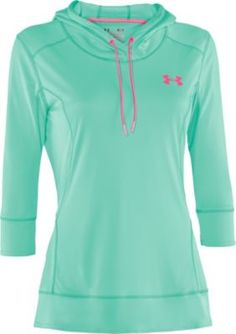 Under Armour® Women's ArmourGuard 3/4-Sleeve Hoodie
