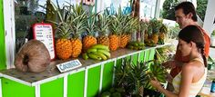 Farmers' Market on Hawaii Island @Laura Schmidt