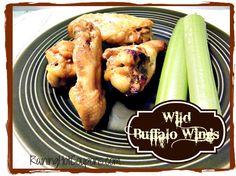 Wild Buffalo Wings Recipe