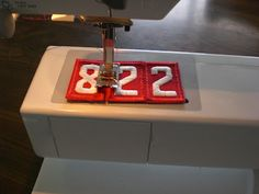 Scout patches sewing tip.