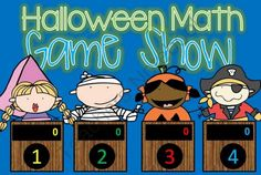 Halloween Place Value GAME SHOW Math - CC 1st-2nd Gr ppt from TinyToes on TeachersNotebook.com -  (25 pages)  - Halloween Place Value GAME SHOW Math - CC 1st-2nd Gr ppt