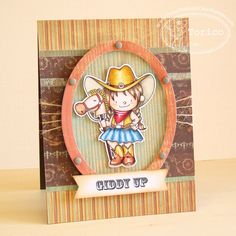 Created by Torico! for There She Goes Clear Stamps