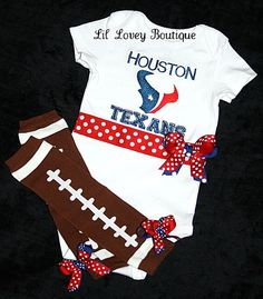 daddy would love to take his baby girl to an ASU game in something like this:)