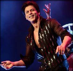 Shah Rukh Khan - SLAM tour 2014
