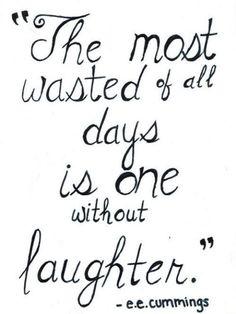 - True.....but doesn't happen very often in my family