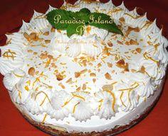 Melissa's Southern Style Kitchen: Paradise Island Pie