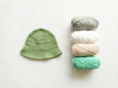 Crochet Pattern Sunhat Etsy