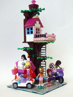 Lego Friends | The Befrienders | Flickr - Photo Sharing!