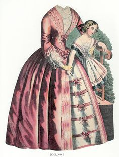 The Lady of London, circa 1850