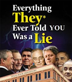 Everything They Ever Told You Was a Lie INFOWARS.COM  BECAUSE THERE'S A WAR ON FOR YOUR MIND