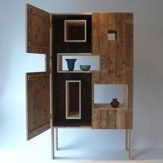 wood furniture, studios, storage cabinets, shelving units, furnitur design, studiomama