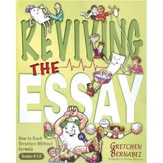 This is an awesome DVD!  Reviving The Essay: How To Teach Structure Without Formula