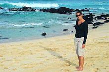 Officer's Beach, Kailua, Hawaii