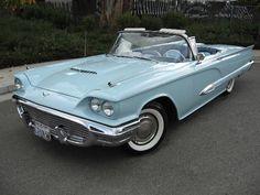 1959 Ford Thunderbird Convertible