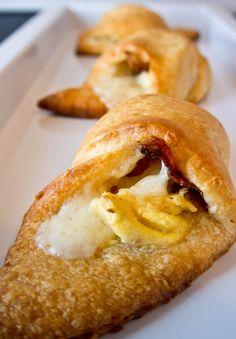Breakfast Crescent Rolls