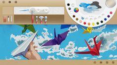 fresh paint, windows phone, art idea, 10 window, appli préférées